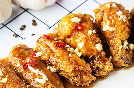 Gogo chicken炸鸡