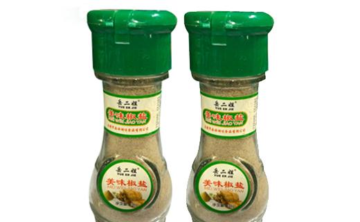 岳二姐-美味椒盐30g