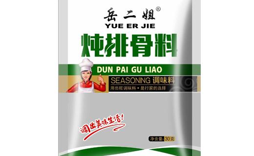 岳二姐炖排骨料调味料30g