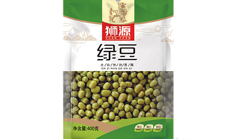 狮源-绿豆400g