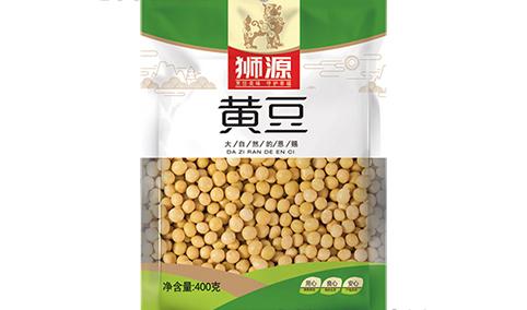 狮源-黄豆400g
