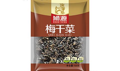 狮源-梅干菜100g