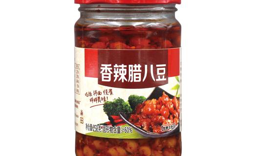 川湘大厨香辣腊八豆258克