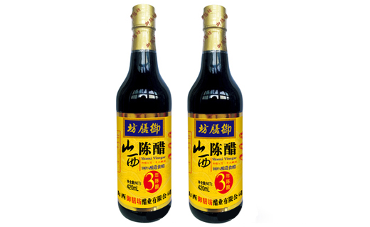 御膳坊山西陈醋-3年陈酿420ml