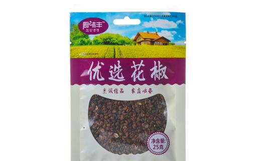 厨味丰优选花椒25克