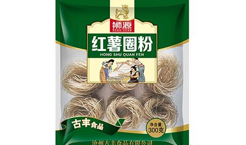 狮源-红薯圈粉300g