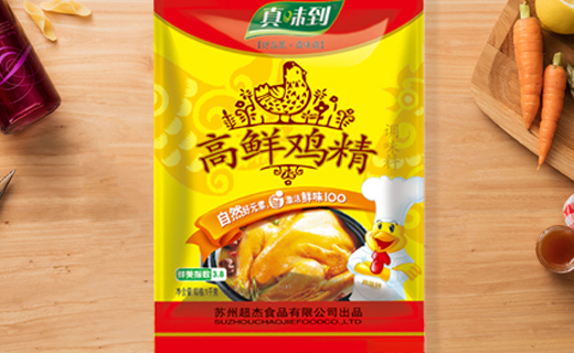 真味到高鲜鸡精1kg