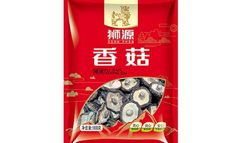 狮源-福建香菇100g
