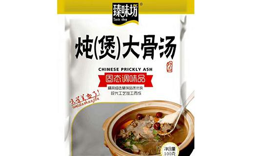 臻味坊炖(煲)大骨汤100g