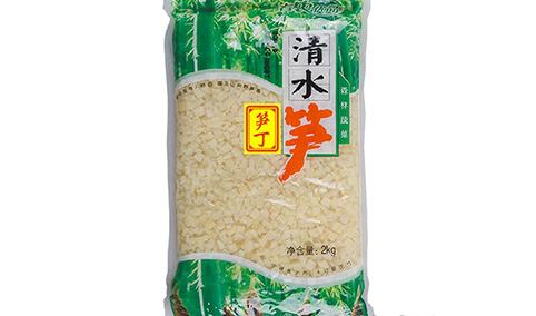 育农优品清水笋笋丁2kg