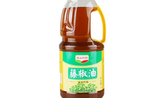 遍山黎红藤椒油1.8L