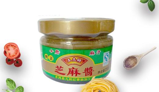 王志明芝麻酱250g