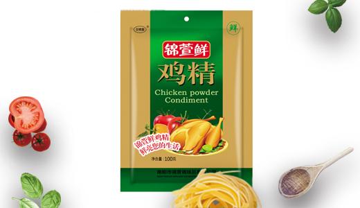 锦萱鲜鸡精100克