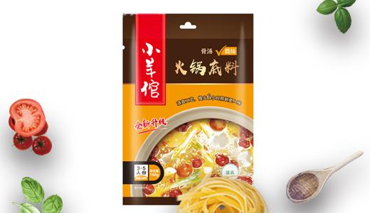 小羊倌骨汤火锅底料(微辣)