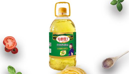 稻香园丁初榨橄榄油5L