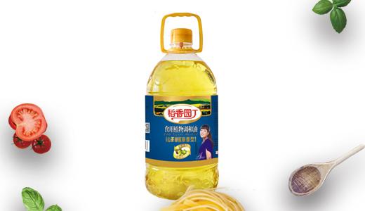 稻香园丁山茶橄榄油5L