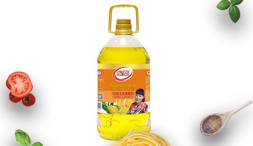 家泰压榨玉米油5L
