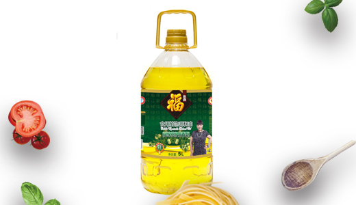 福东鼎压榨茶籽油5L