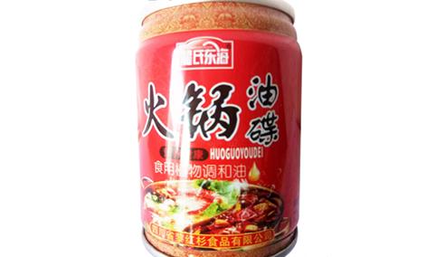 龙氏东海油碟(植物调和油)