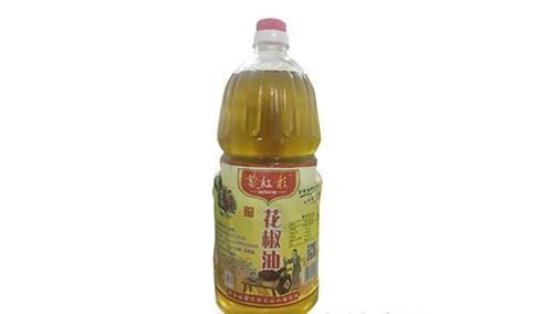 黎红杉花椒油(特麻原汁)