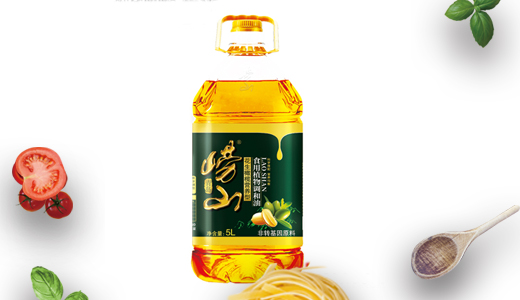 崂山花生橄榄油5L