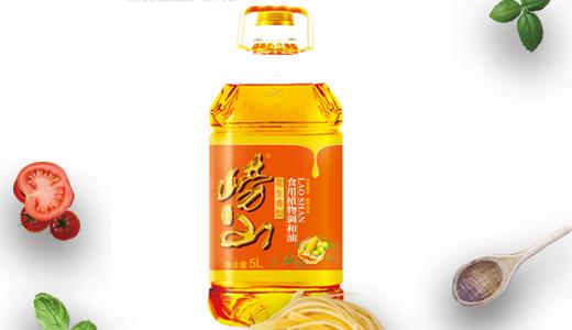 崂山花生香型调和油