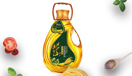 崂山玉米橄榄调和油5L