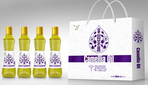 山茶油珍珠300ML*4瓶
