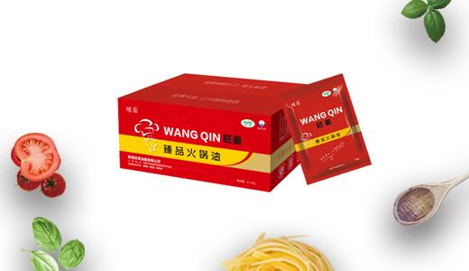 旺秦臻品火锅牛油4kg
