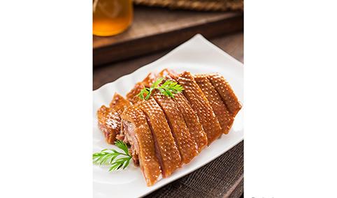 盘点美味上海酱鸭