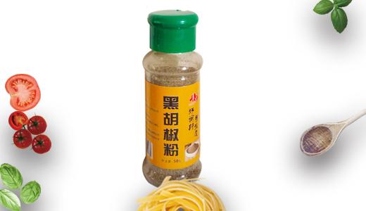 尊生黑胡椒粉50克