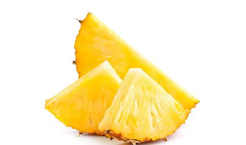 速冻菠萝块-美龙