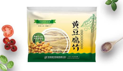 黄豆腐竹158g
