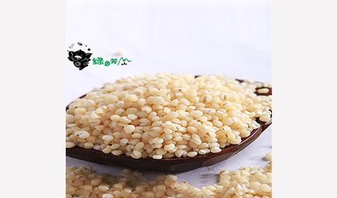 绿色芳山高粱米