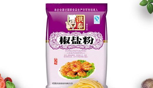 洪泰椒盐粉30克