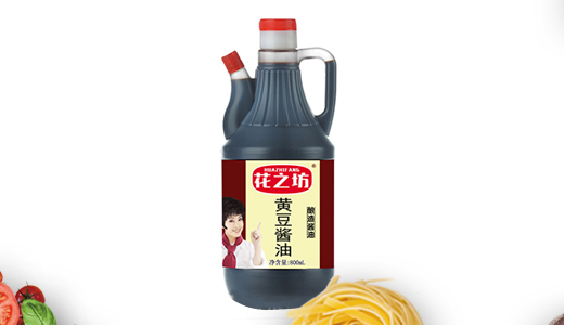 花之坊黄豆酱油