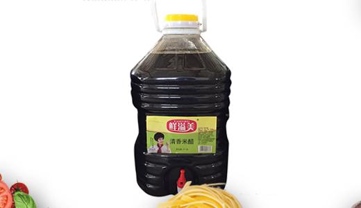 鲜溢美清香米醋17.5L