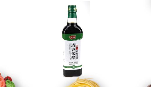 菲菲清香米醋900ml