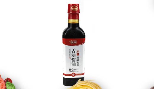 菲菲古法酱油500ml