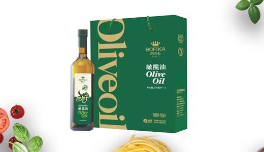 柏菲卡橄榄油500mlx2