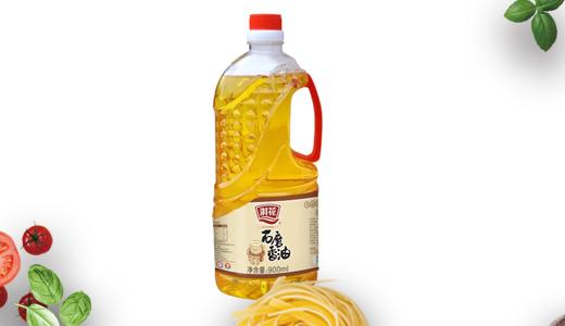 淇花石磨香油900ml