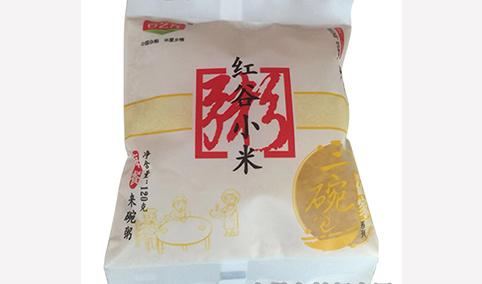 百艺兴红谷小米粥120g