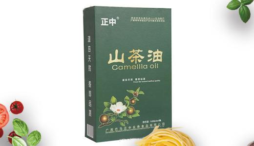 巴马山茶油500ML2瓶盒装