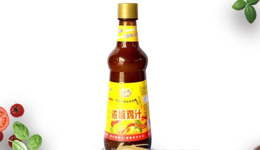 珍奇乐浓缩鸡汁560ml