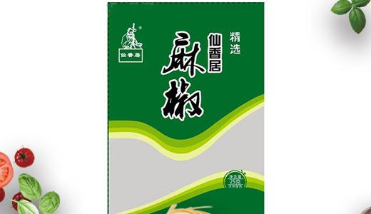 仙香居精选麻椒25g