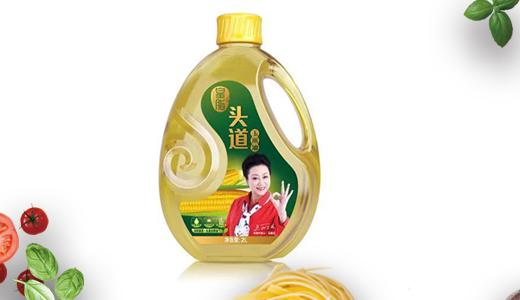 皇脂头道玉米油2L