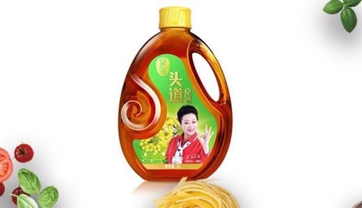 皇脂头道菜籽油2L