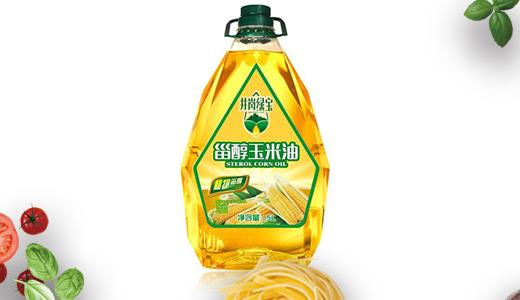 井冈绿宝甾醇玉米油5L