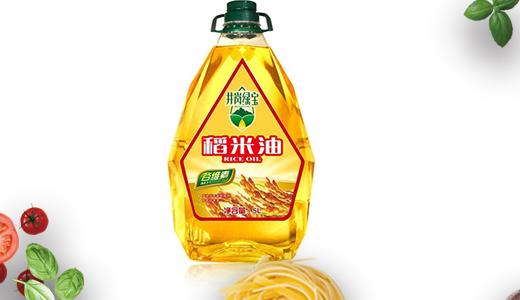 井冈绿宝稻米油5L