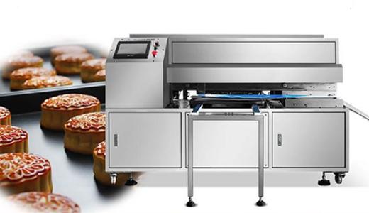 XZ-T100型自动排盘酥饼机